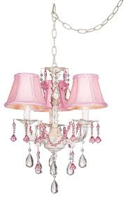 flush mount ceiling light fixture lamp pretty in pink swag style plug in mini chandelier from the mini chandelier and