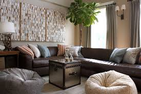 living room ideas brown sectional. Contemporary Family Room Contemporary-family-room Living Ideas Brown Sectional N