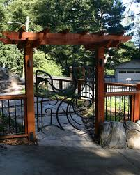 Small Picture 18 best entrance arbors images on Pinterest Arbors Entrance and