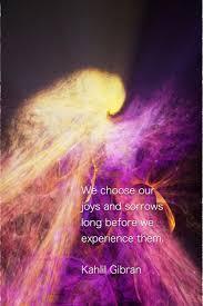 Kahlil Gibran Quote We Choose Our Joys Margaret Dill Design