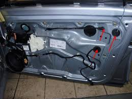 volkswagen jetta window regulator car instructions  at How To Pull Wiring Harness Through Car Door Jetta
