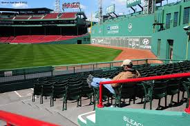 Fenway Park Bleacher Seating Chart April 2012 Page 2 Billie With An I E