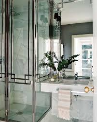 1930s Bathroom Design Black And White Art Deco Bathroom
