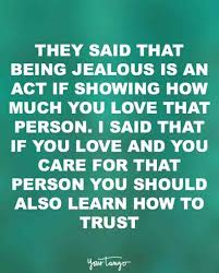 Love Jealousy Quotes Cool 48 Jealousy Quotes That'll Inspire You To DO BETTER In Love YourTango