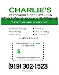 Free Lawn Mowing Flyer Template Lawn Care Business Flyers Coastal Flyers
