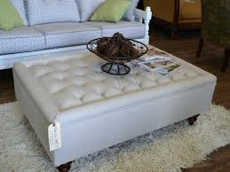 square tufted ottoman coffee table coffee table tufted ottoman coffee table diy leather ottoman coffee table