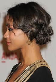 New Hair Style For Black Woman formal hairstyles for black hair women medium haircut 8449 by wearticles.com