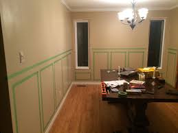 93 Dining Room Wainscoting Diy Hide Plumbing Access With