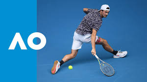 Former western and southern open champion grigor dimitrov began his new york campaign with a first round meeting against. Tommy Paul Vs Grigor Dimitrov Match Highlights 2r Australian Open 2020 Youtube