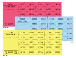 Generic Raffle Tickets 40 Free Editable Raffle Movie Ticket