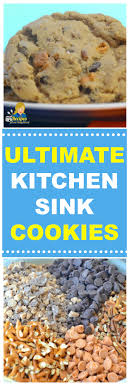 Kitchen Sink Cookies Sweet Salty Crunchy Chocolaty Must Try Treat