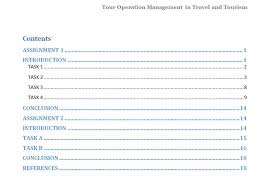 hnd unit tour operations management assignment  unit 14 tour operations management assignment