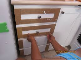 shaker cabinet doors. diy shaker molding added to plain doors | style cabinets cabinet