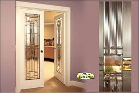 staining interior doors interior doors glass doors barn doors office doors etched glass stained glass interior