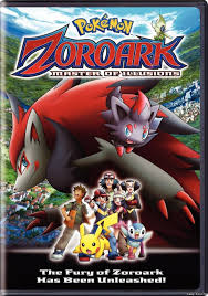 Pokefever: Pokemon Movie 13th: Zoroark The Master Of Illusions Download!