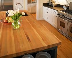 butcher block and wood countertops have evolved to include a variety of lookaterials yet still offer a timeless look in either traditional or