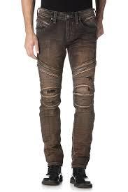 moto denim jeans. image 1 moto denim jeans w