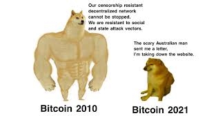 Bitcoin then suddenly lost 10k worth in value over the period of a month. Bitcoin Then And Bitcoin Now Btc