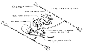 aftermarket turn signal switch wiring diagram aftermarket model t ford forum converting oil lamps to electric on aftermarket turn signal switch wiring diagram