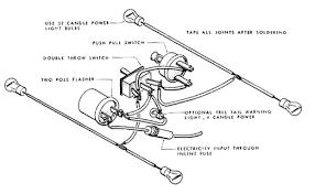 turn signal wiring diagram turn image wiring diagram model t ford forum converting oil lamps to electric on turn signal wiring diagram simple motorcycle