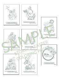 Religious Easter Story Coloring Pages Elegant Christian Easter