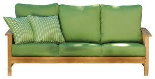 houzz outdoor furniture. Elegant Wooden Outdoor Sofa Shop Houzz Acme Furniture Coastal