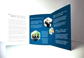 Free Tri Fold Brochure Templates Word Simple Z Fold Brochure Template Word Professional Templates Ideas Free Tri