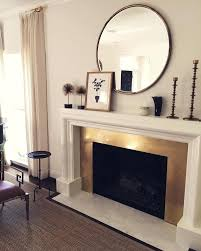 Mirrors Over Fireplaces Best Mantle Mirror Ideas On Fire Place inside Above  Fireplace Ideas