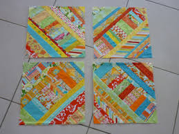 Furball Farm: String Quilt | quilted potholders | Pinterest ... & Furball Farm: String Quilt Adamdwight.com