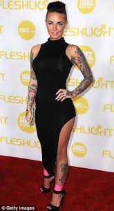Christy Mack 'didn't have any teeth' after brutal attack | Daily Mail Online