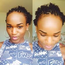 Hair Style For Big Forehead 5 big forehead bantu knotsplaits regarding natural 2341 by wearticles.com
