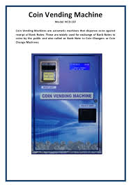 Routemaster Vending Machine Gorgeous Coin Vending Machine