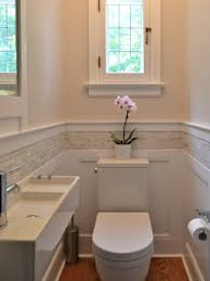 bathroom with wainscoting. Exciting Height Of Wainscoting In Bathroom Pictures Decoration Ideas With R