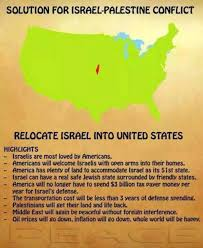 Image result for transport israel to usa