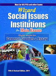 wizard social issues institutions for main exams buy wizard add to cart