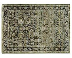 blue medallion rug olive traditional gray print nourison passionate navy area
