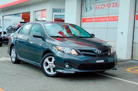 Pre-Owned 2012 Toyota Corolla S in Magog - Pre-Owned inventory ...