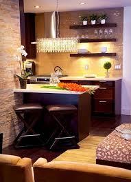 Small Apartment Kitchen Apartment Small Narrow Apartment Kitchen Design With Indoor