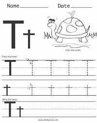 t free handwriting worksheet print