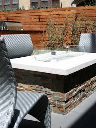 Stacked Stone Fire Pit photo page hgtv 8661 by xevi.us