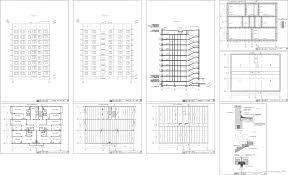 Курсовые и дипломные проекты Многоэтажные жилые дома скачать  Курсовая работа Девятиэтажный панельный жилой дом в г