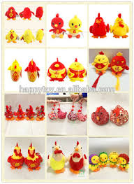 Small Picture Hi Ce Hot Selling 2017 Chinese New Year Gift Rooster Keychain