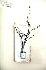 flower sconces wall vase tin wall vase sconces wall vase sconce wall vase sconce popular of