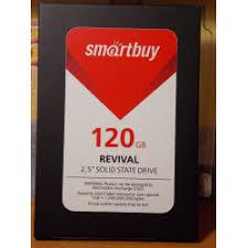 Отзывы о <b>Жесткий диск SmartBuy</b> SSD <b>Revival</b> 120 Гб