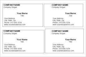 Free Printable Business Templates Printable Business Cards Template Write Craftweb Free