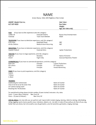 Free Simple Resume Templates Unique Simple Resume Templates Good Resume Layout Luxury General Resume