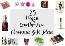 25 vegan free gift ideas 2017