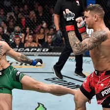 Conor McGregor disputes Dustin Poirier ...
