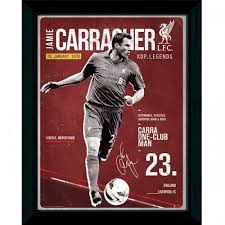 football gifts liverpool fc gift ideas official liverpool fc retro carragher picture 16