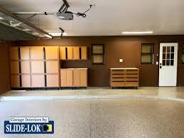 garage interior. DIY Garage Makeover Interior T